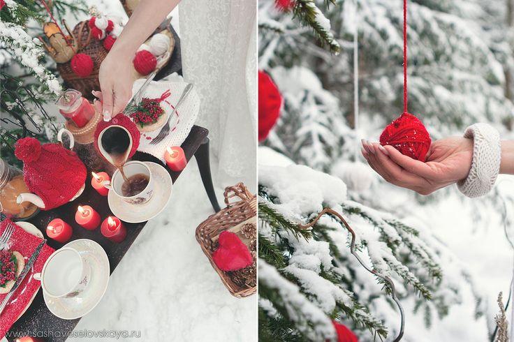 Сценарии зимней свадьбы. Выбери свой | Все о свадьбе