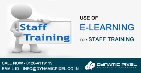USE OF E-LEARNING FOR STAFF TRAINING ---> https://goo.gl/ODOwik