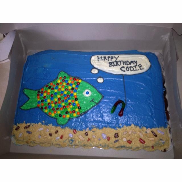 Fish cake!!