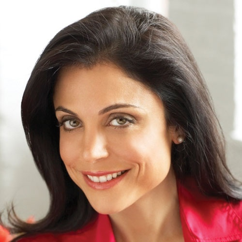 Interview: Cooking With Bethenny Frankel in Clean Eating Magazine