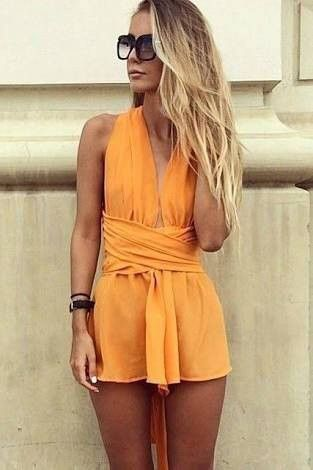 Followers Playsuit from Urban Wolfpack