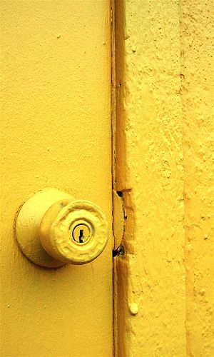 yellow key needed by Sally