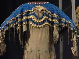 Native American dress  Black Foot Tribe