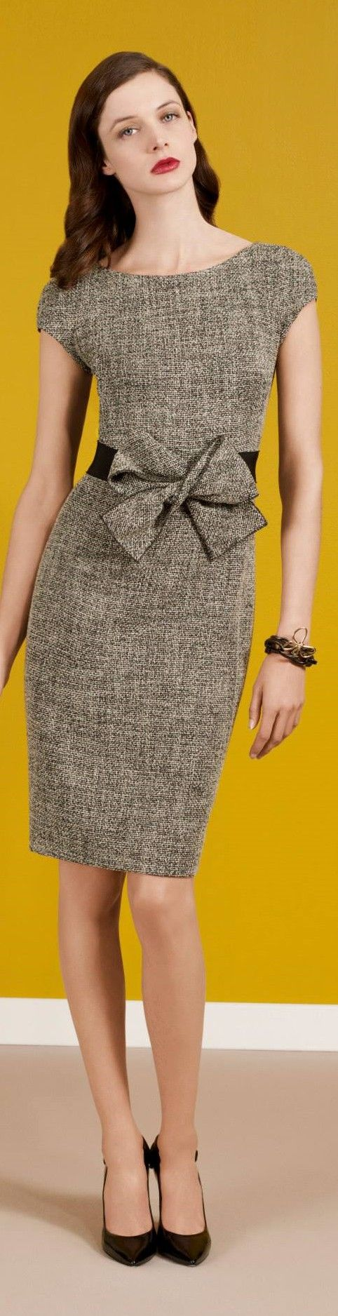 Me gusta vestirme como señora y Super elegante :)