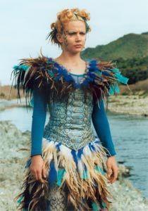 Tribestyle: Amber(Eagle)'s Tribe 3 Costume | Tribeworld