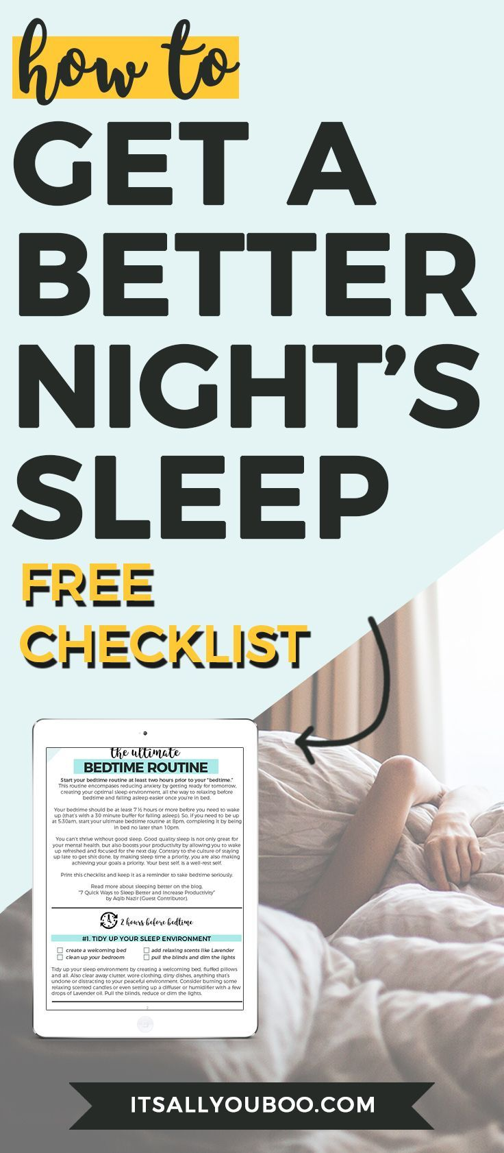 Are you having trouble sleeping? Here are 7 sleep tips and remedies, to help you. Plus, download your free ultimate bedtime routine with tips to help you sleep better.
