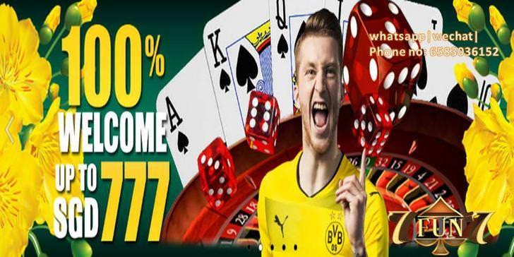 video juego de casino