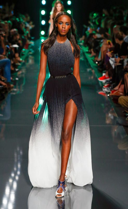 Elie Saab - PFW Spring/Summer 2015 - www.so-sophisticated.com