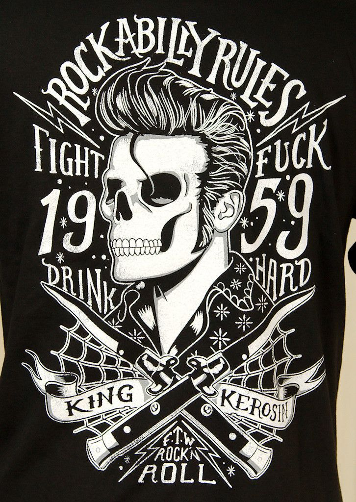 #Rockabilly good shirt