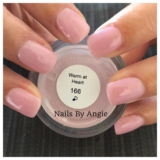 SNS #166 Warm at Heart via Nails By Angie, cobramnails on instagram