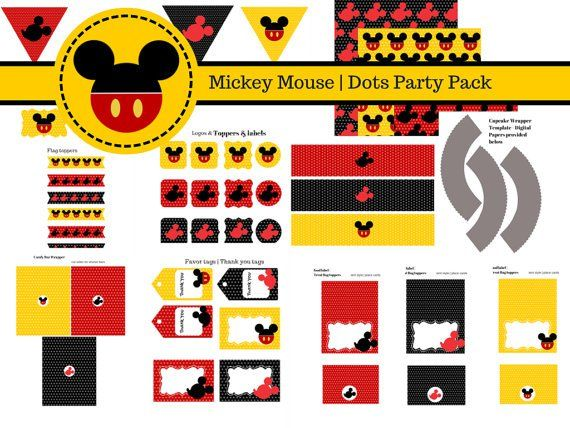 25 best ideas about mickey mouse template on pinterest mickey mouse party decorations mickey. Black Bedroom Furniture Sets. Home Design Ideas