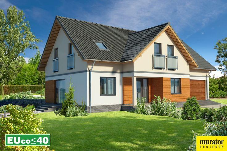 Lipińscy Domy Projekt: Zadbany I