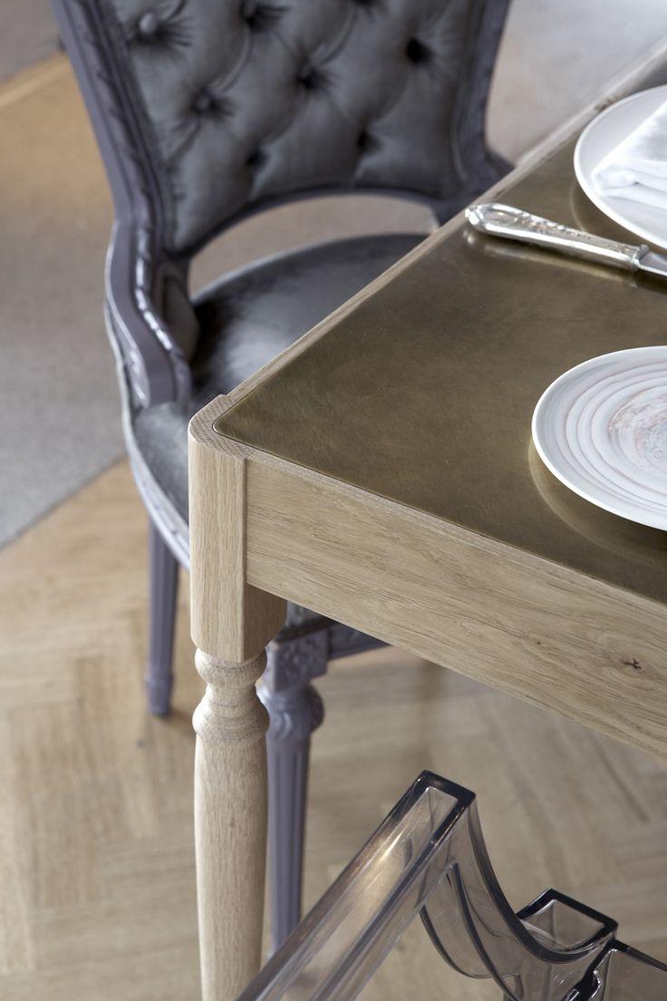 Restaurant interior | James Mudge table | Louis Ghost | Etienne Hanekom Interiors