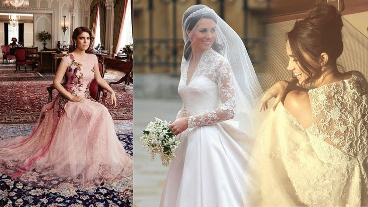Princess Kate Wedding Reception Dress Di 2020