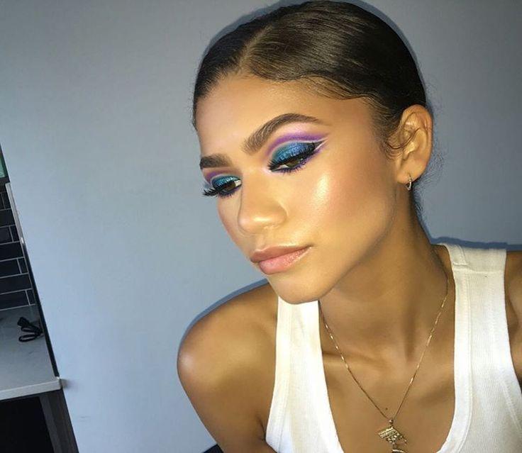 Zendaya makeup looks