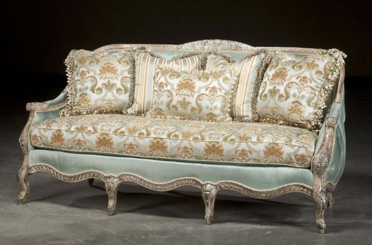 French sofa ~ Paul Robert Living Room Raquel Tuft Sofa 441 TUFT by Walter E Smithe furniture stores, Chiago