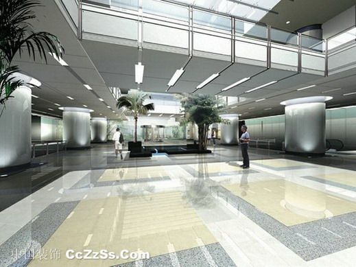 Foyer With Office : Atrium foyer design google search pinterest