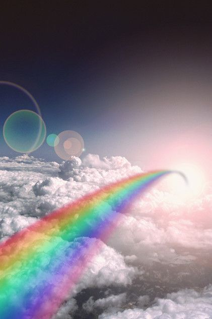 Genesis 9:16 Whenever the rainbow appears in the clouds, I will see it and remember the everlasting covenant between God and all living creatures of every kind on the earth.""