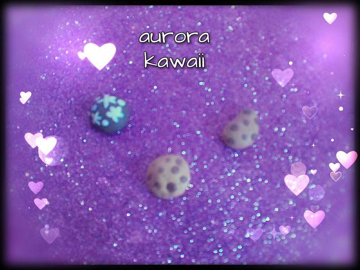 ♪Biscotti in fimo: cookie, gocciola e pan di stelle♪|| aurora kawaii