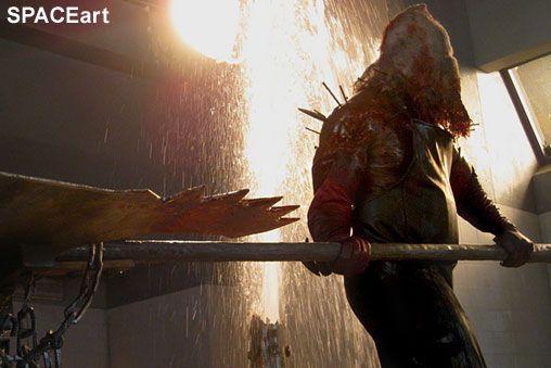 Resident Evil 5 (Biohazard 5): Executioner Majini, Statue ... https://spaceart.de/produkte/rde009.php
