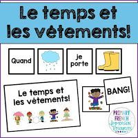 Primary French Immersion Resources - Use this file to practice building more complex sentences with your French Immersion or Core French students!