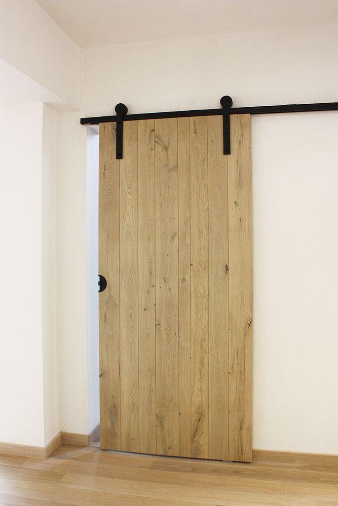 smeedijzeren deuren in combinatie met hout