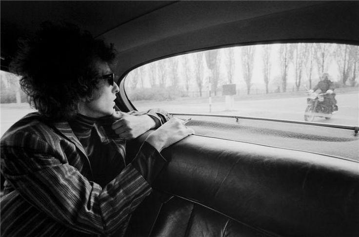 Bob Dylan by Barry Feinstein