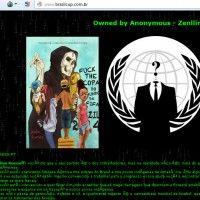 Hackers tiran páginas de internet en protesta por el mundial en Brasil   Excélsior