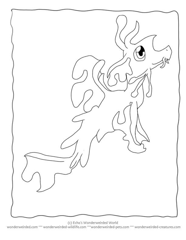 find this pin and more on ll coloring sheets printable cartoon coloring pages seahorse seadragon