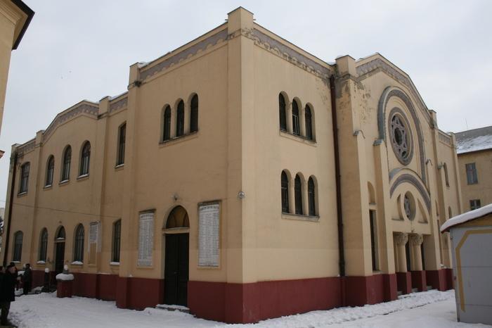 Synagogue in Kápolnás Street, Debrecen - Status Quo Ante Shul
