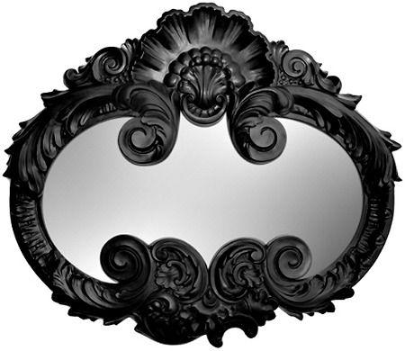 Batman mirror :)