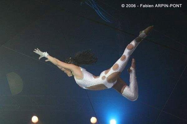 Le Bordeaux  Circus Costume