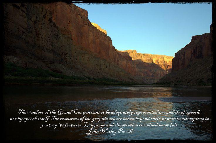 John Wesley Powell Quotes John Wesley Powell Quote Www