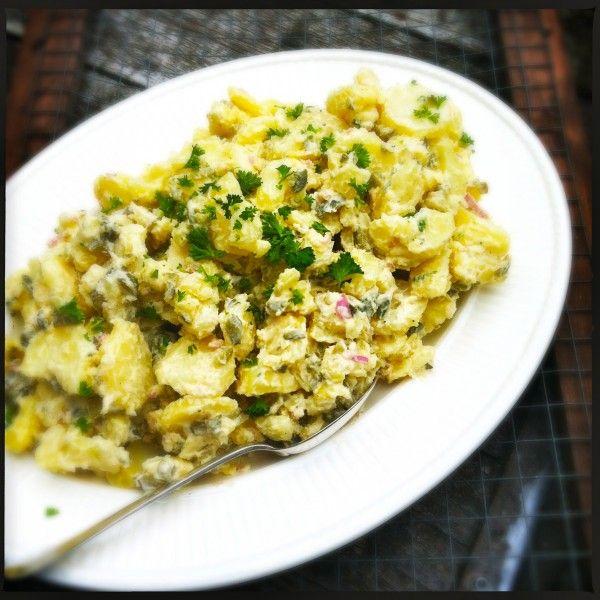 Madebyellen.com aardappelsalade
