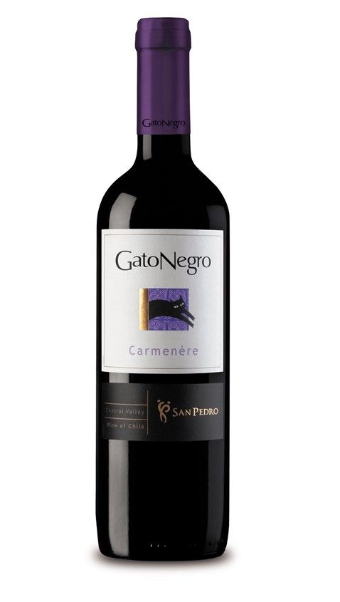 Carmenere 2012 – Gato Negro: