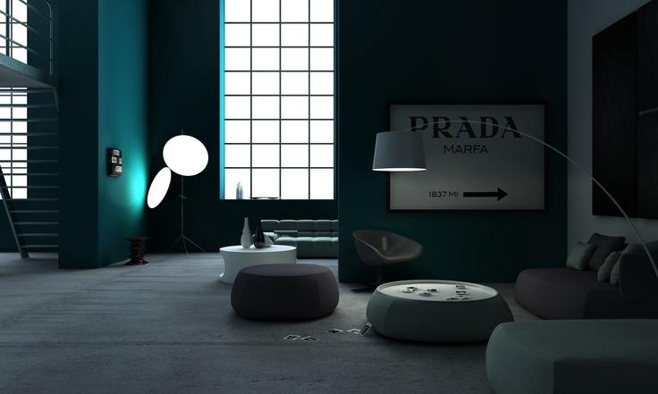 #scenario interiørarkitekter MNIL , #3D - Oslo
