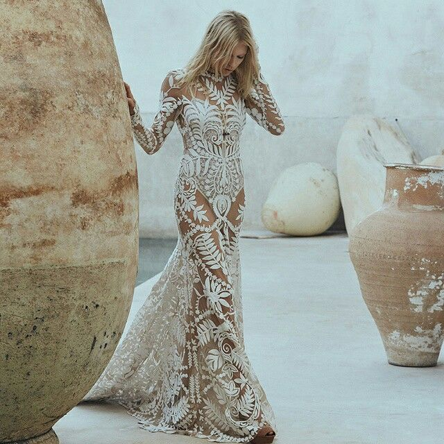 The Avril gown by Rue De Seine
