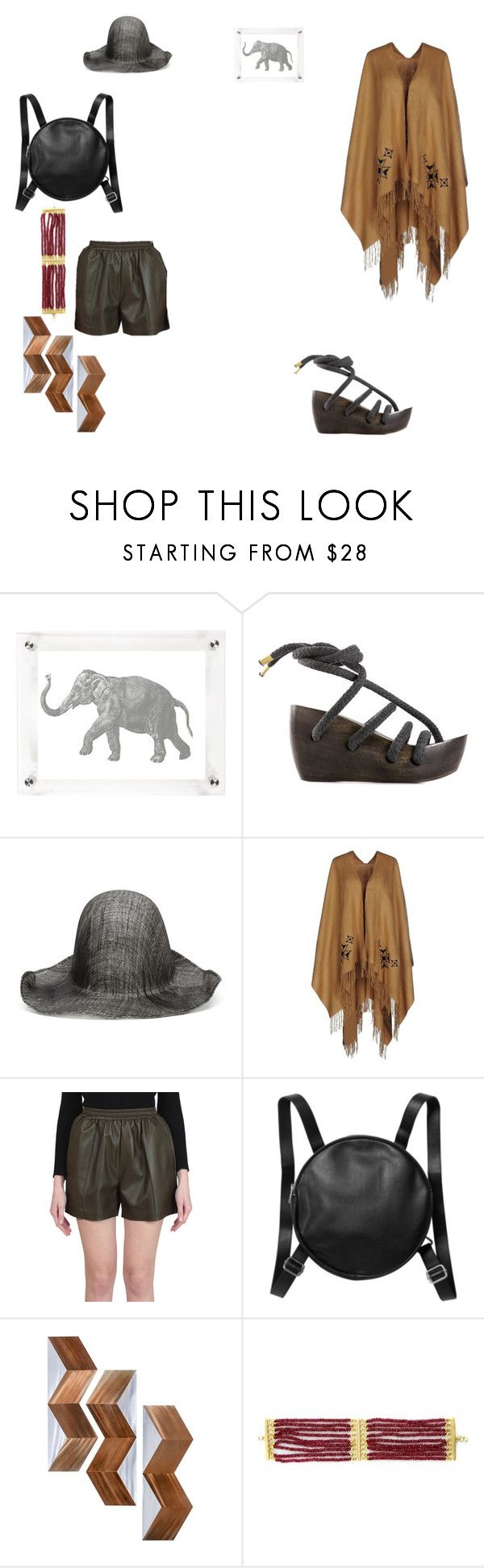 """""""1"""" by johnfontinelly on Polyvore featuring REINHARD PLANK, Givenchy, Monki, Nova Lighting, women's clothing, women, female, woman, misses and juniors"""