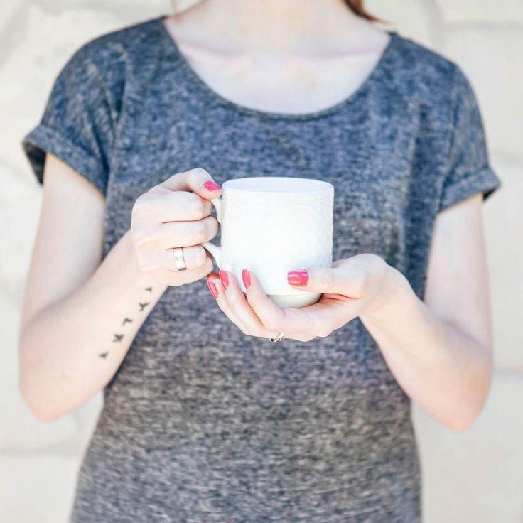 Kawy pitej w ciszy albo wręcz przeciwnie - wśród śmiechu najbliższych. Dobrej niedzieli po prostu