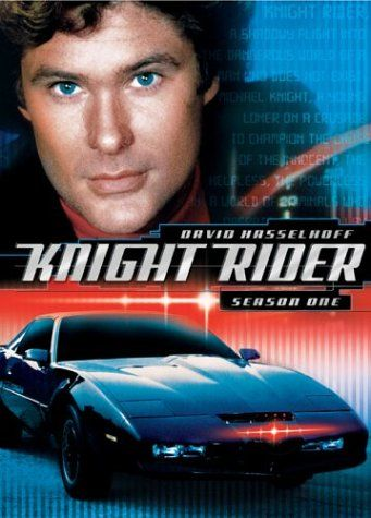 Knight Rider - I was in love with Michael Knight!