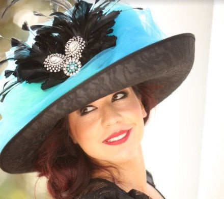 Kentucky Derby Hat by TerrillHats on Etsy