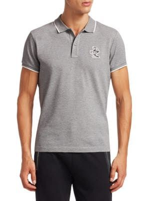 Light Moncler Embroidered Polo Logo Pinterest Grey vBT1nqxw 7b082394bad