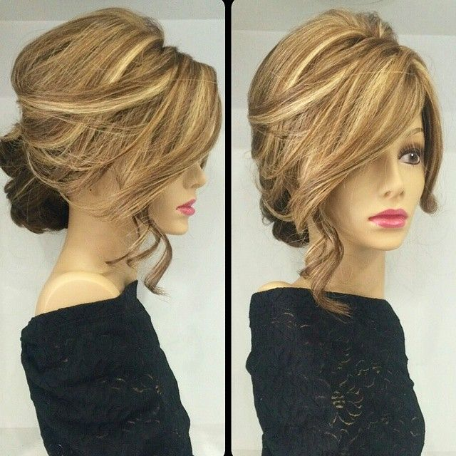 Updo Wigs Google Search In 2019 Wig Styles Hair