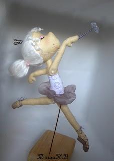 Ташины рукоделки: Маленькая балерина Лилу