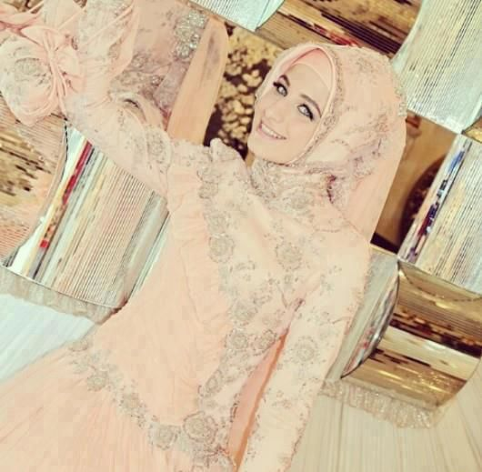 #hijab bride Perfect Muslim Wedding