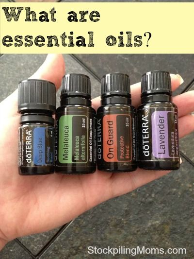 What are essential oils? They are extracts from plants.  They are very concentrated and 50 to 70 times more powerful than herbs.  In fact one drop of peppermint oil is as effective as 28 cups of peppermint tea!  Click to read more.