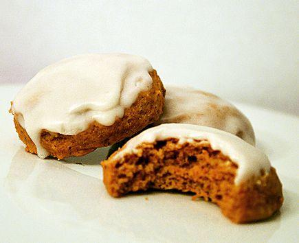 Recipe pumpkin spice cake cookies