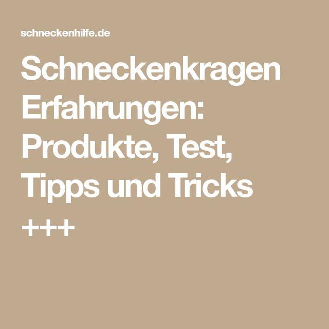 Schneckenkragen Erfahrungen: Produkte, Test, Tipps und Tricks +++