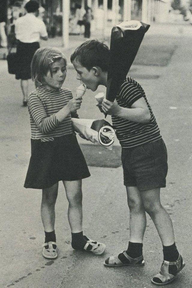 Les surprises et les glaces (1960)