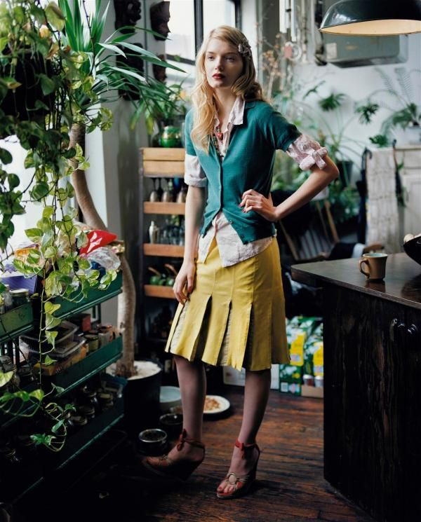 ukfeb05lily - Lily Donaldson by Carter Smith  <3 <3
